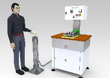 Smagnetizzatori fuori linea e manuali per la smagnetizzazione dei pezzi singoli o posti all'interno di contenitori