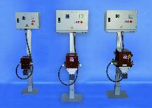 Smagnetizzatori in linea, inseriti in catene di trasferimento flessibili per la smagnetizzazione del pezzo singolo